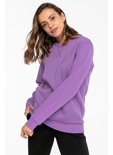 Tiffany&Tomato Sweatshirt Lila